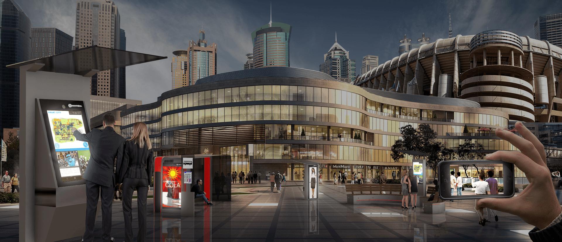 Smart City - Globális hálózat